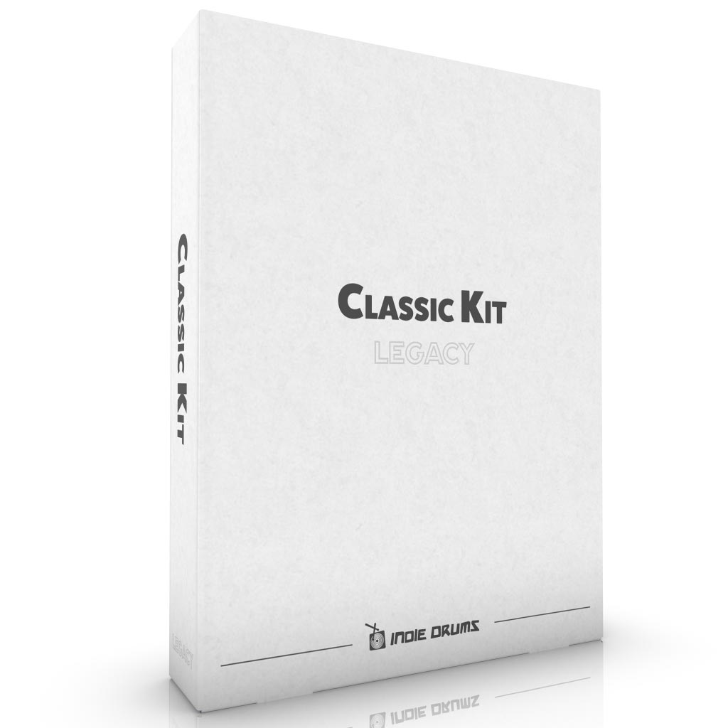 DW Classics Drum Kit Samples | Indie Drums