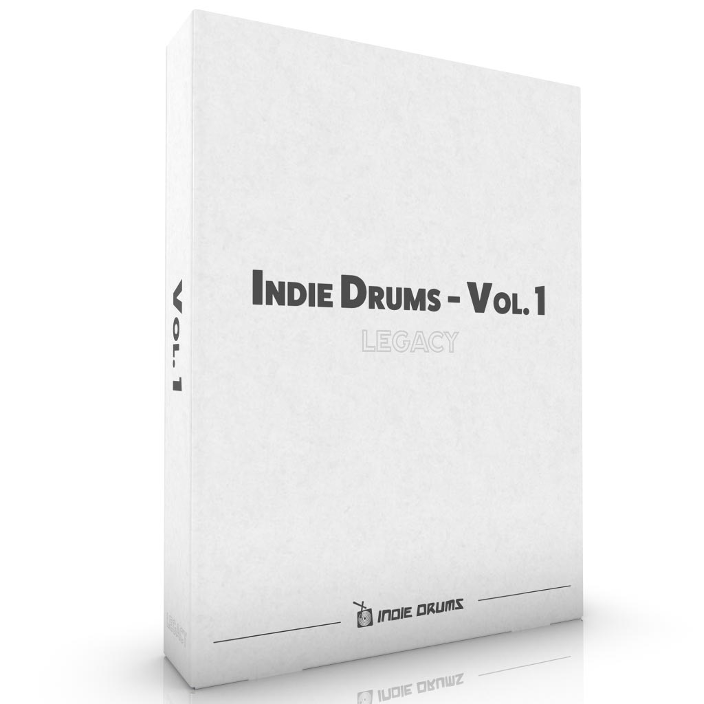 Indie Drums Vol. 1 Box