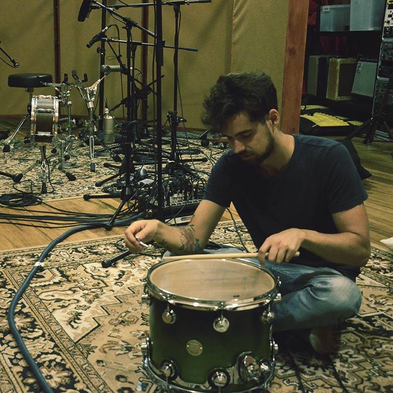 Josh Barber - Indie Drums