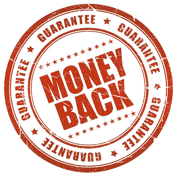 Indie Drums Money Back Guarantee