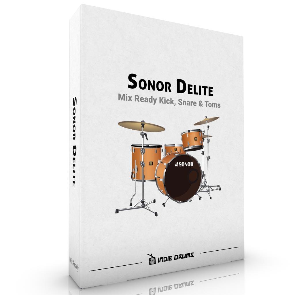 Mix Ready™ Drum Kit Samples | Indie Drums™