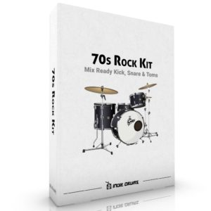 70s Rock Drum Kit Samples