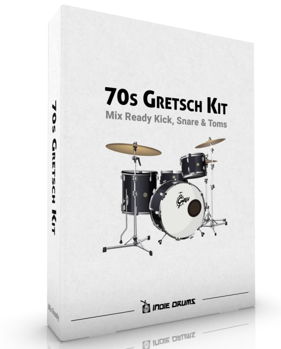 Introducing mix ready drum samples the collection for Zenhiser classic house drum sounds