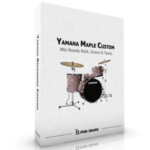 Yamaha Maple Custom Drum Samples by Indie Drums