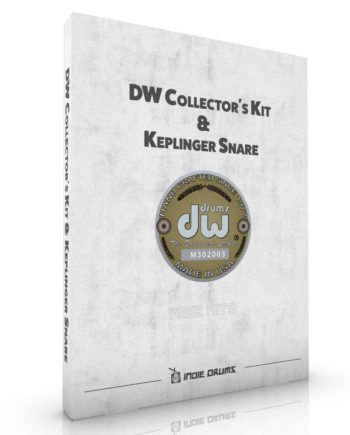 DW Collector's Kit & Keplinger Snare Drum Samples | Indie Drums